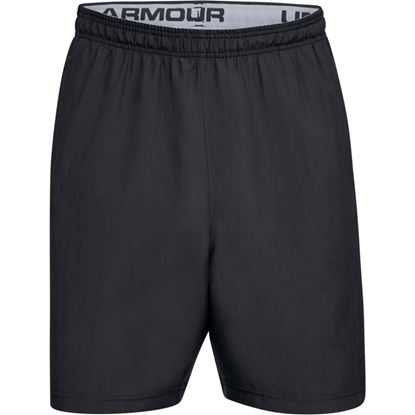 Picture of UA Woven Graphic Wordmark Short